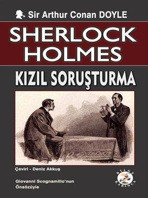 cover image of Kızıl Soruşturma