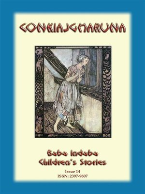 cover image of CONKIAJGHARUNA--A Fairy Tale from Georgia