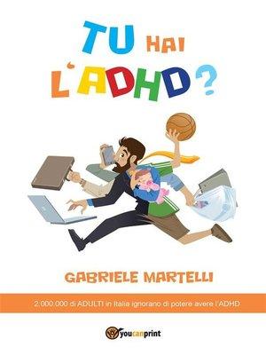 cover image of Tu hai l'ADHD?
