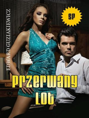 cover image of Przerwany lot