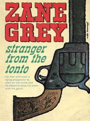 cover image of Stranger from the Tonto