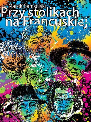 cover image of Przy stolikach na Francuskiej
