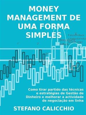 cover image of Money management de uma forma simples