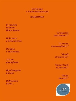 cover image of Baraonda