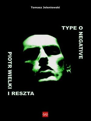 cover image of Type O Negative