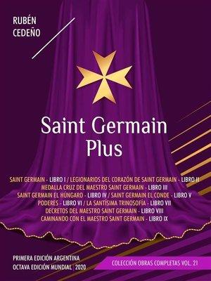 cover image of Saint Germain Plus