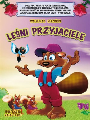 cover image of Leśni przyjaciele