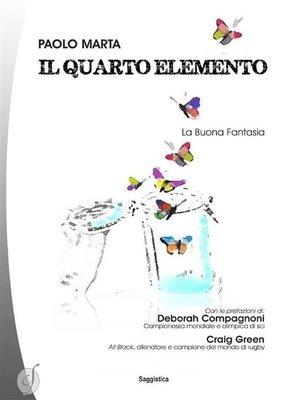 cover image of Il quarto elemento