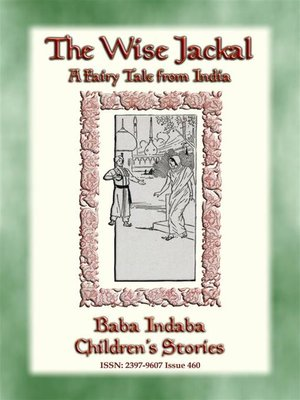 cover image of THE WISE JACKAL--A Fairy Tale from India