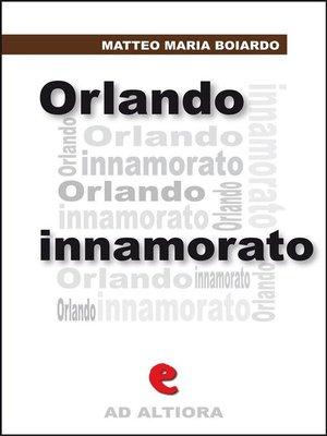 cover image of Orlando Innamorato