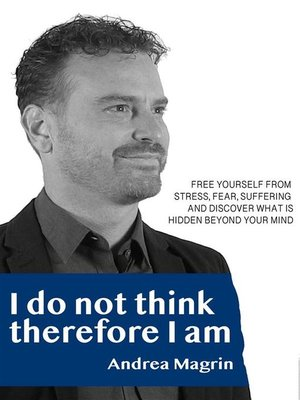 cover image of I do not think therefore I am