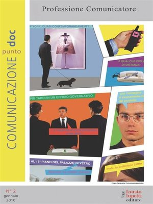 cover image of Comunicazionepuntodoc numero 2. Professione comunicatore
