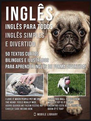 cover image of Inglês--Inglês para todos, Inglês simples e divertido