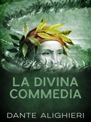 cover image of La divina commedia