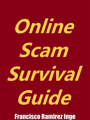 cover image of Online Scam Survival Guide