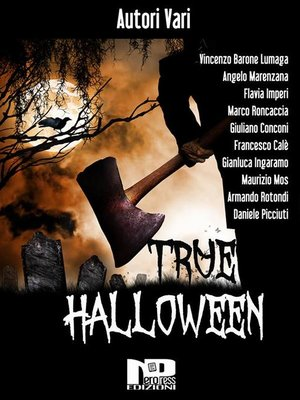 cover image of True Halloween