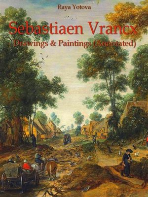 cover image of Sebastiaen Vrancx--Drawings & Paintings (Annotated)