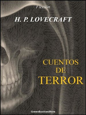 cover image of Cuentos de terror