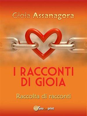 cover image of I racconti di Gioia