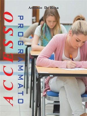 cover image of Accesso programmato