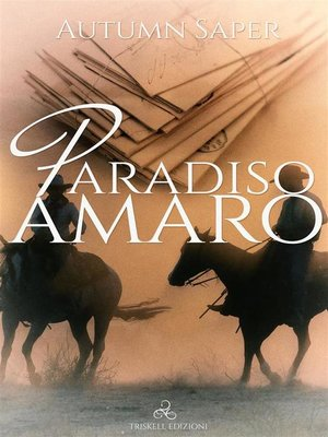 cover image of Paradiso amaro