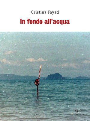 cover image of In fondo all'acqua