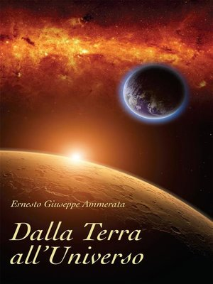 cover image of Dalla Terra all'Universo