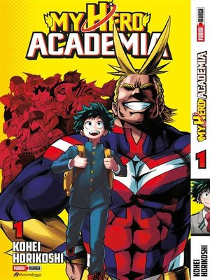 cover image of My Hero Academy