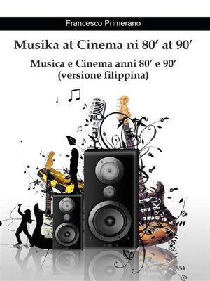 cover image of Musika at Cinema ni 80' at 90'