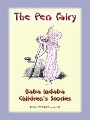 cover image of THE PEN FAIRY--A Fairy Tale
