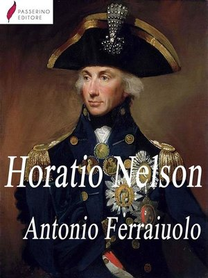 cover image of Horatio Nelson