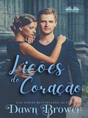 cover image of Lições Do Coração