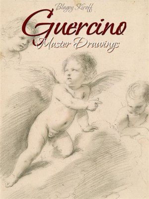 cover image of Guercino-- Master Drawings