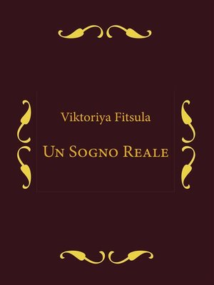cover image of Un sogno reale