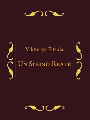 cover image of Un sogno reale