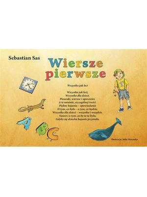 cover image of Wiersze pierwsze
