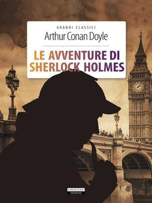 cover image of Le avventure di Sherlock Holmes
