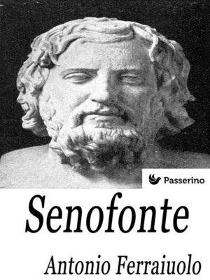 cover image of Senofonte