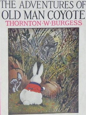 cover image of The Adventures of Old Man Coyote