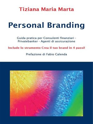 cover image of Personal Branding