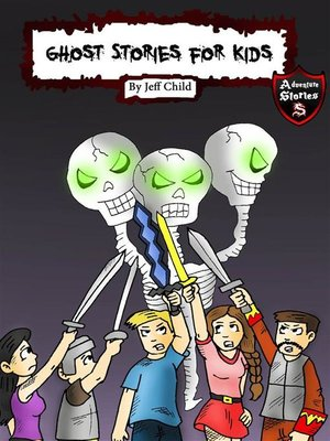 cover image of Ghost Stories for Kids