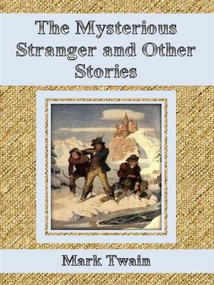 cover image of The Mysterious Stranger