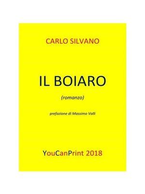 cover image of Il boiaro