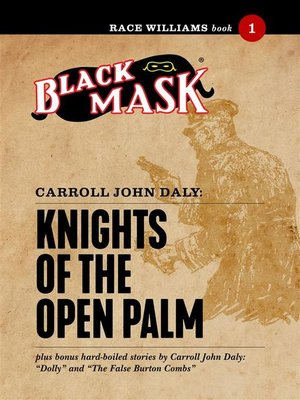 cover image of Knights of the Open Palm