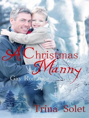 cover image of A Christmas Manny--Gay Romance