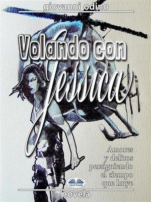 cover image of Volando con Jessica