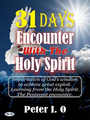 cover image of 31 Days Encounter With the Holy Spirit