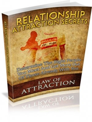 cover image of Relationship Attraction Secrets