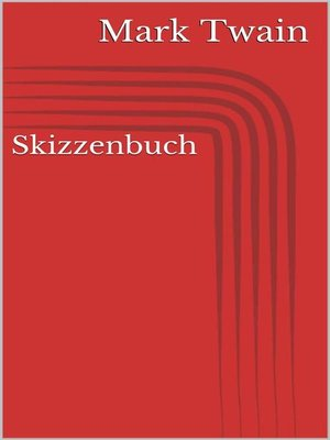 cover image of Skizzenbuch
