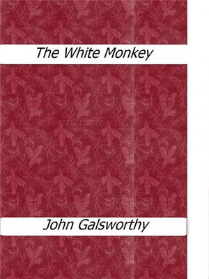 cover image of The White Monkey